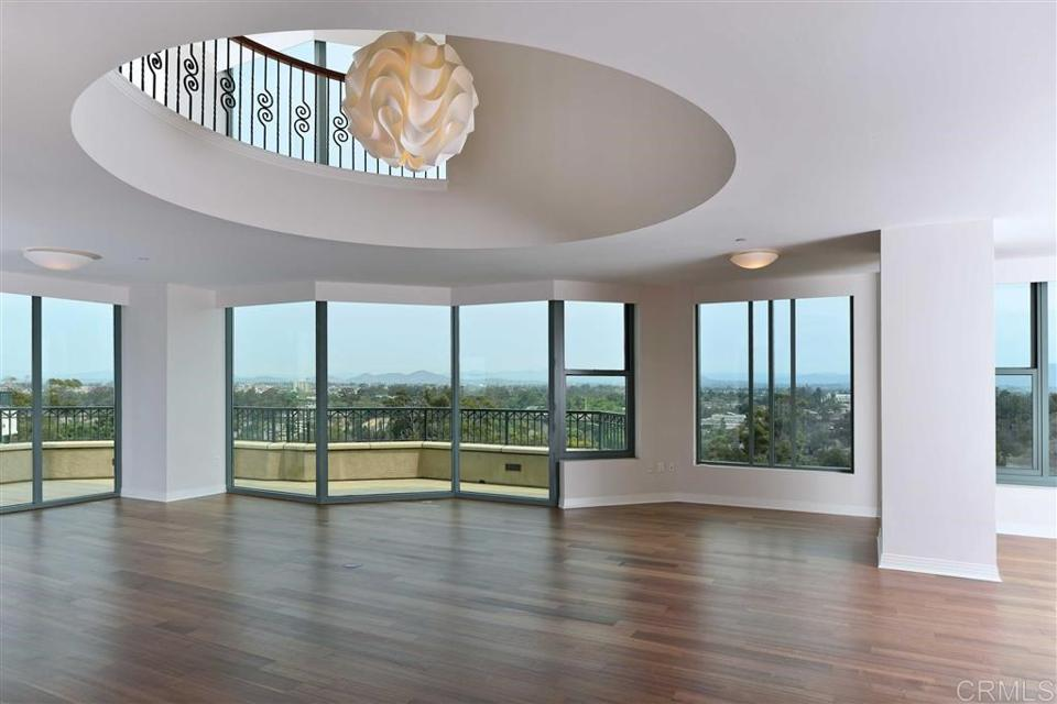 penthouse at 2500 6th ave san diego bankers hill