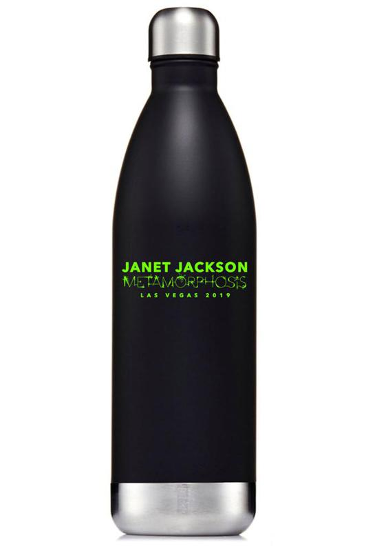 water bottle Janet Jackson