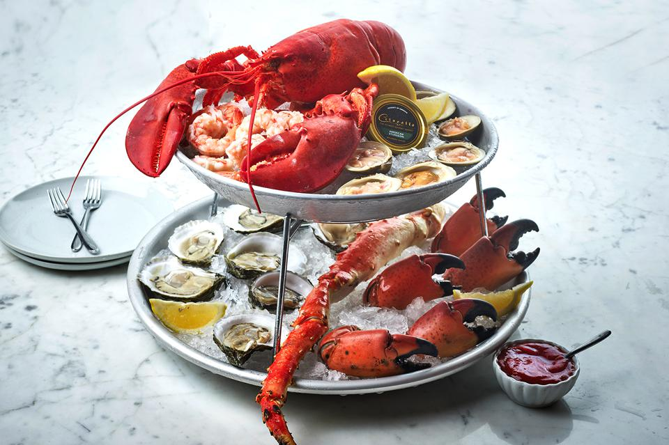 Citarella Joe's Raw Bar Seafood Tower