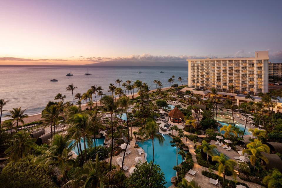The Westin Maui Resort & Spa, Kā'anapali, Hawaii