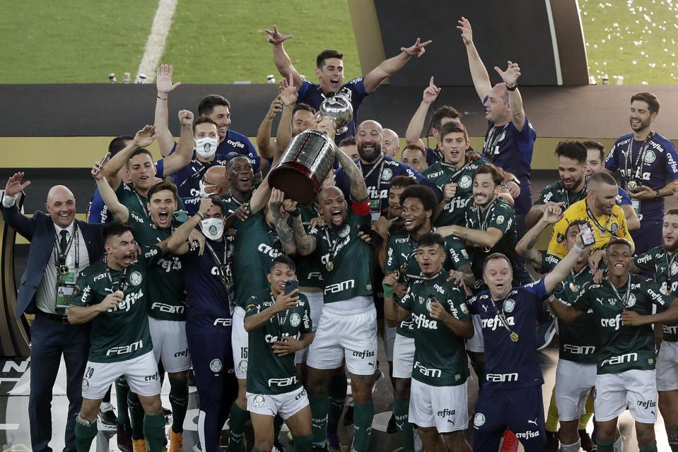 Palmeras x Santos - Final da CONMEBOL Libertadores 2020