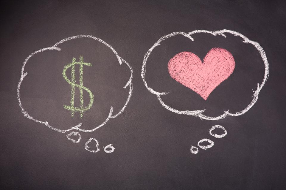 A new study posits the theory that money can buy happiness after all