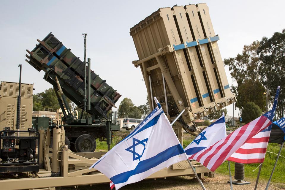 ISRAEL-US-MILITARY-DEFENCE