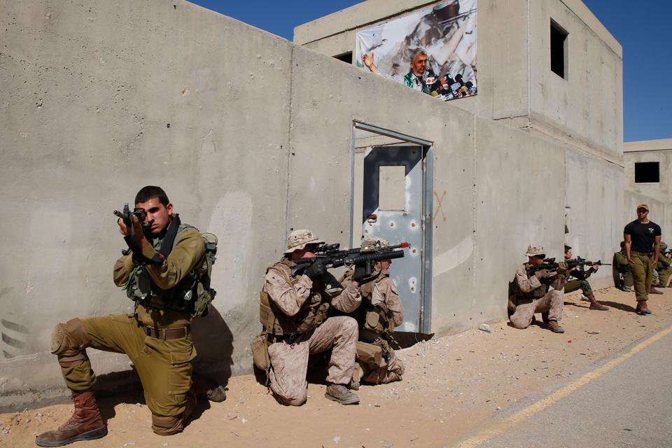 ISRAEL-US-MILITARY-DEFENCE-EXERCISE
