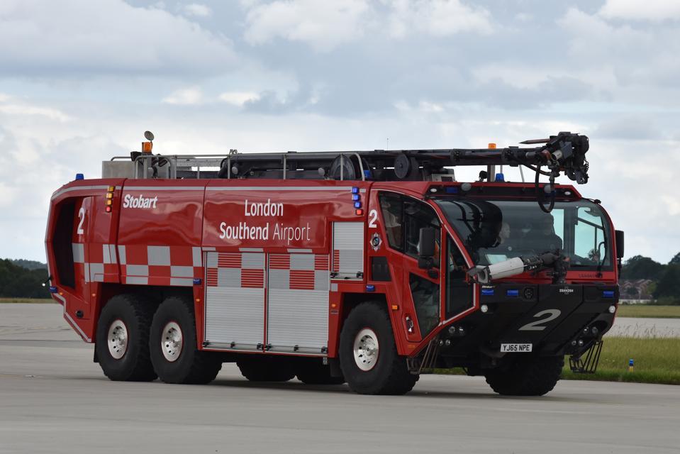 Airport Fire Fighting Equipment