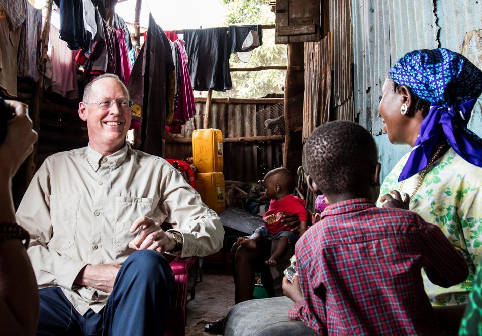 Dr Paul Farmer