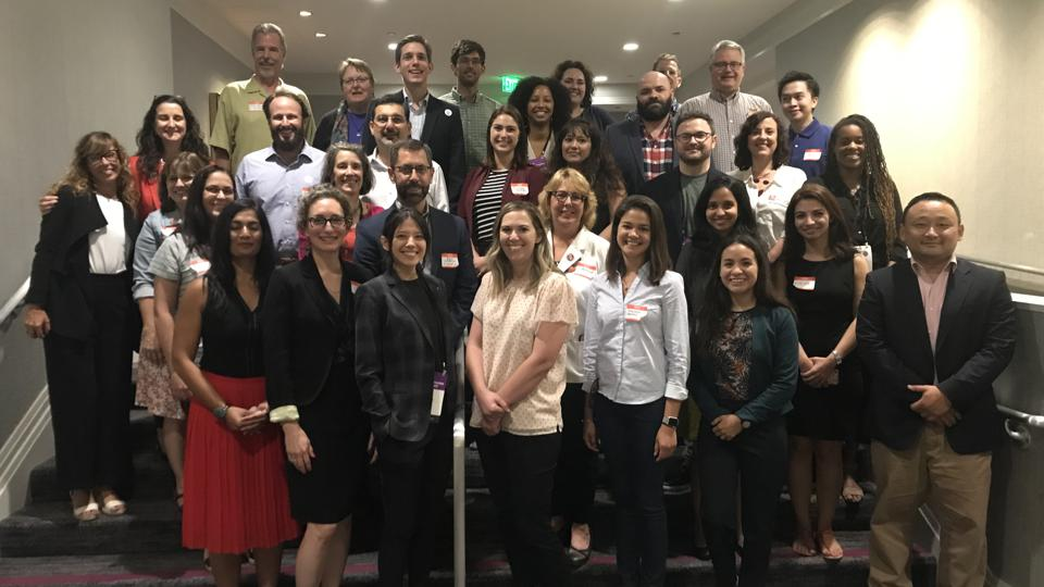 Participants at the 2019 B Academics Roundtable