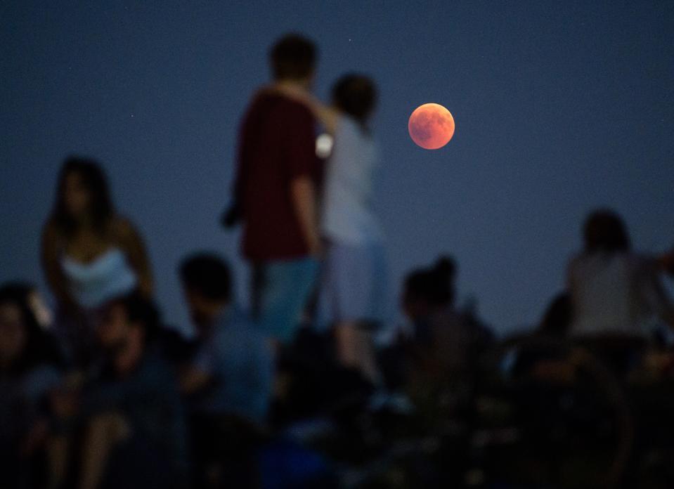 Lunar Eclipse - Bavaria