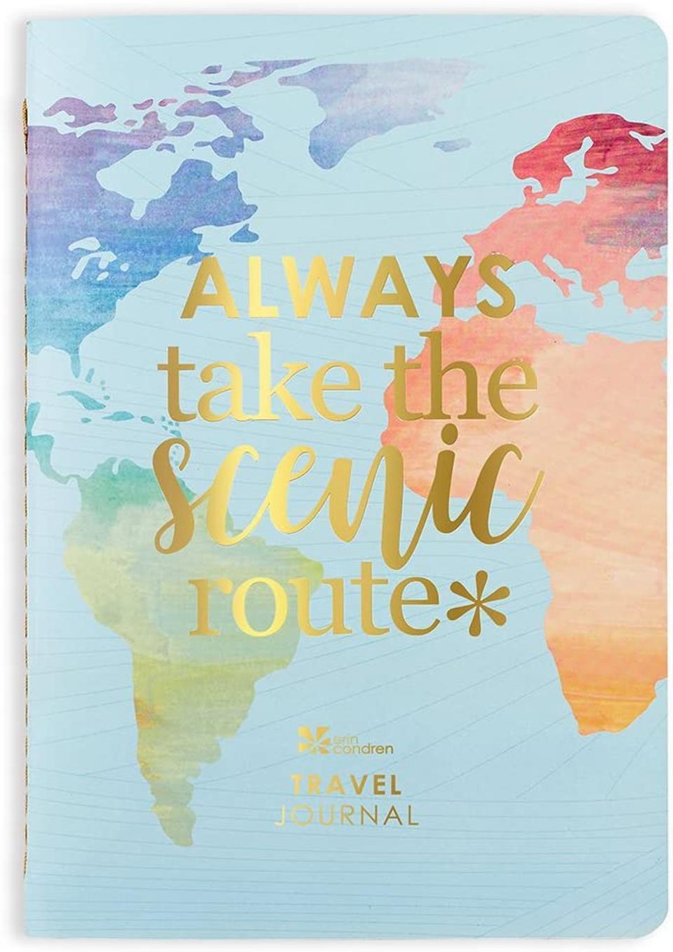 PetitePlanner Travel Journal