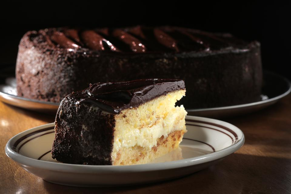 Has Boston Cream Pie Been Manipulated Beyond Recognition?