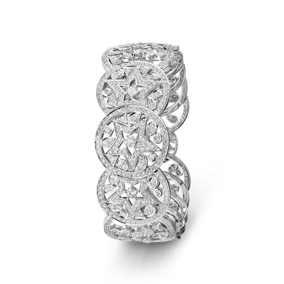 The craftsmanship of an intricate diamond ring is prized by Tiina Smith Jewelry.