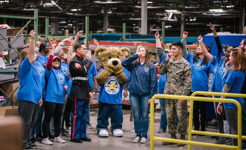 Build-A-Bear's Distribution Center near Columbus, Ohio