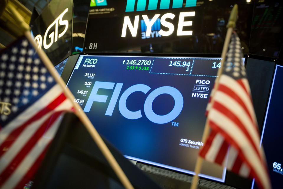 Trading On The Floor Of The NYSE As Dollar Gains With U.S. Stocks on Trump Tax