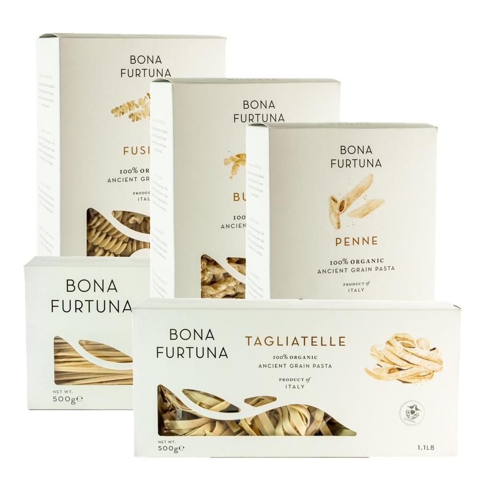 Bona Fortuna's Sicilian Pasta Tour