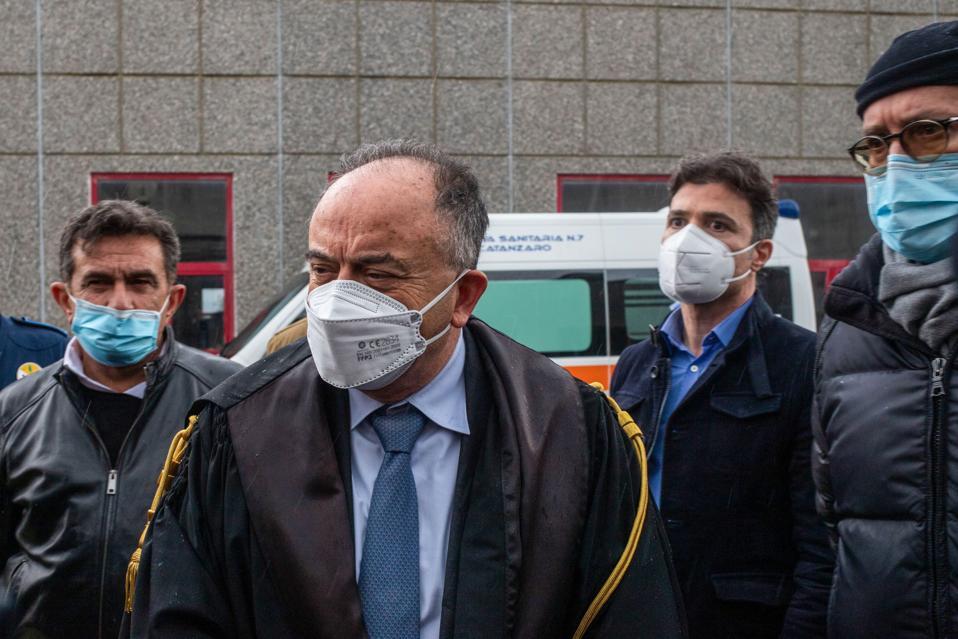 Italia - Criminalità - Mafia - PROCESSO - NDRANGHETA