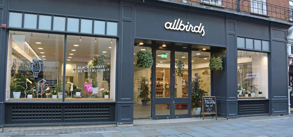 Allbirds Celebrates Conscious Consumerism On Black Friday