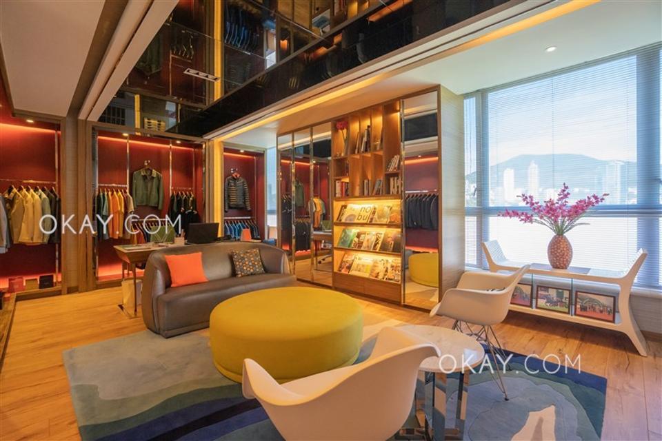 luxury home at 6 Shiu Fai Terrace Mid-levels East Hong Kong