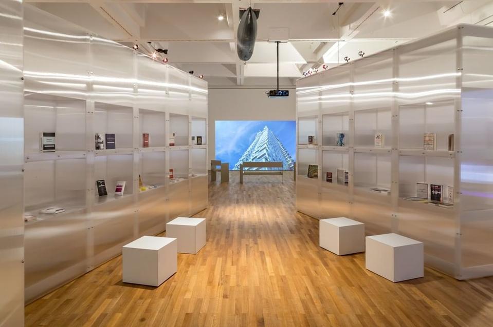 Zeppelin Museum's digital opening og BEYOND STATES: ÜBER DIE GRENZEN VON STAATLICHKEIT.