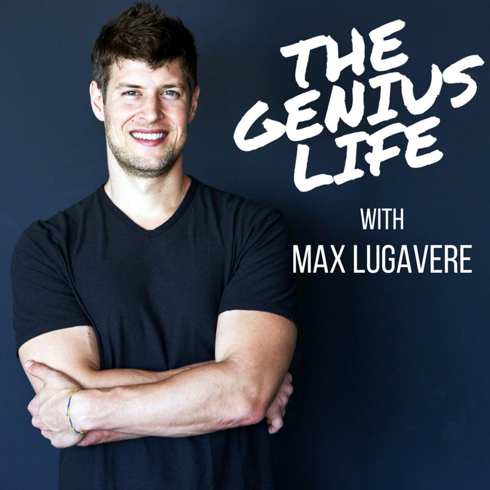 Photo of podcast host Max Lugavere.