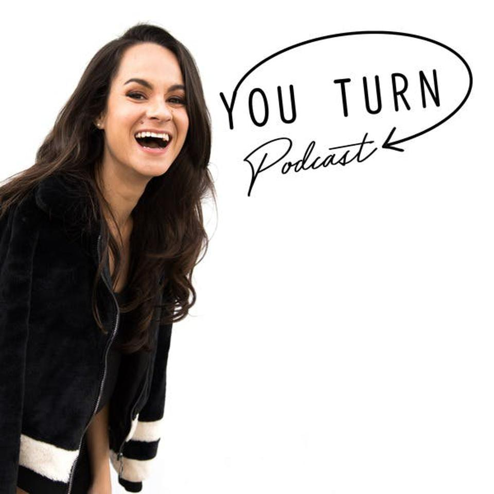 Cover of the You Turn Podcast with Ashley Stahl