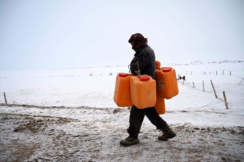 AFGHANISTAN-PEOPLE-WEATHER