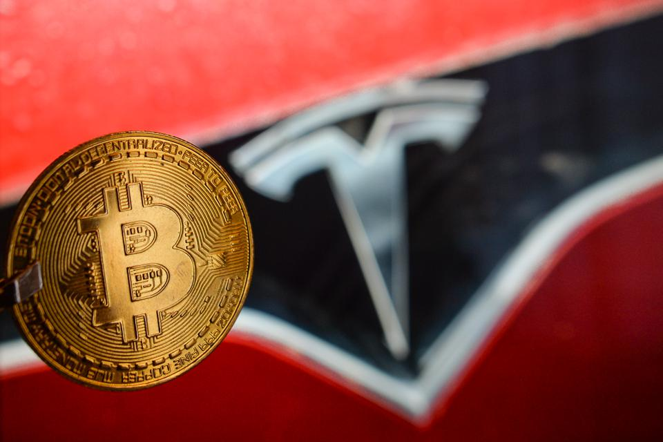 bitcoin, bitcoin price, Tesla, Elon Musk, image