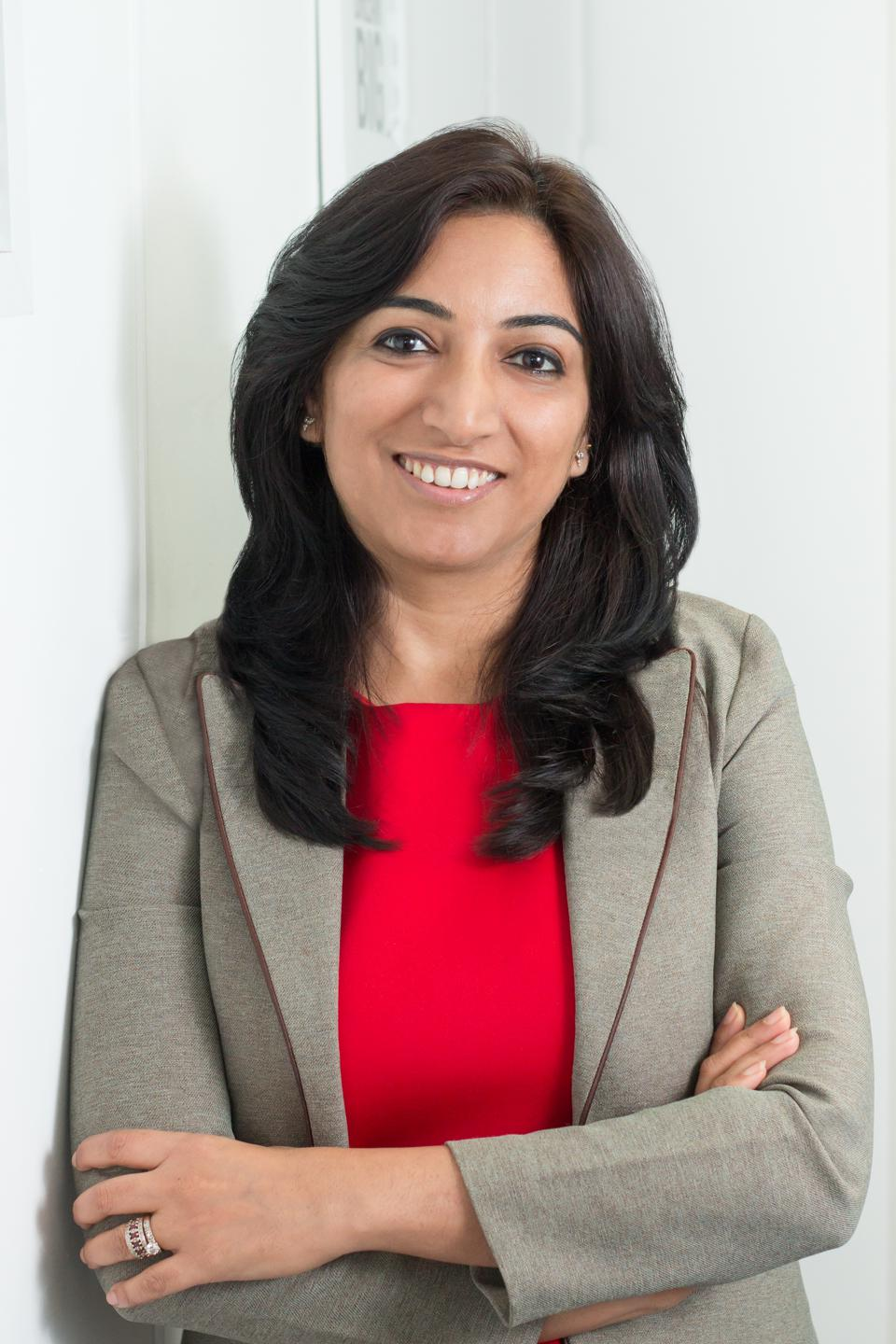Mitali Chopra is one of the early adopters of the Marshall Goldsmith Knowledge Philanthropy.