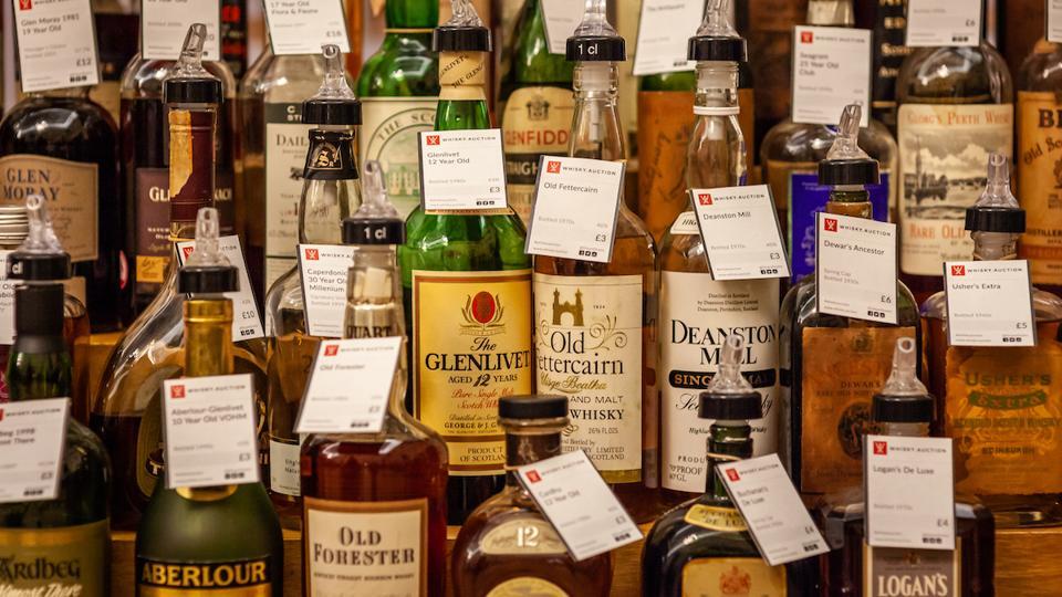 single malt scotch whisky old and rare show