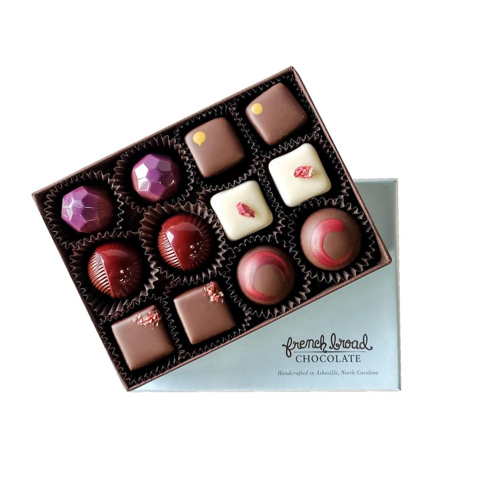 French Broad Chocolate Love & Chocolate Collection