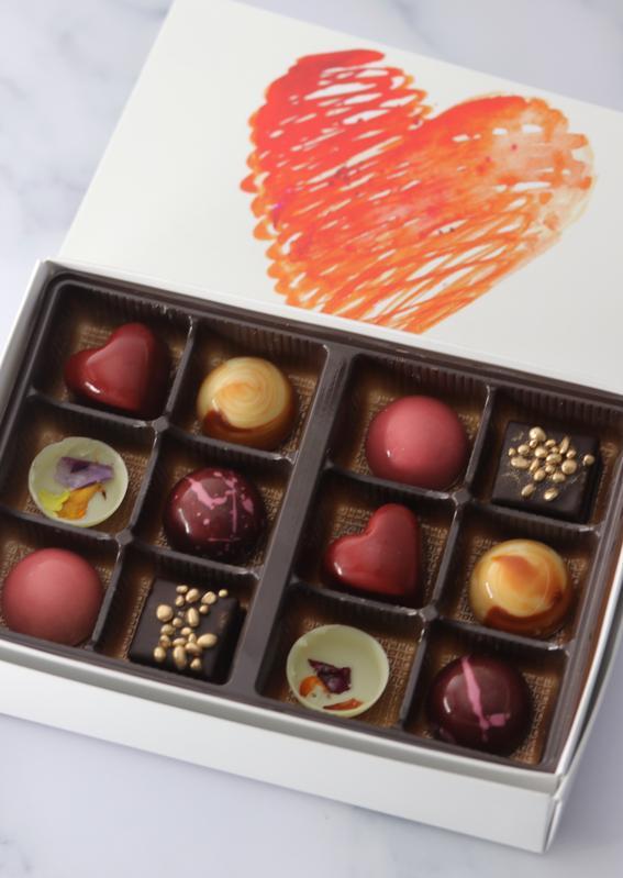Disset Chocolate Valentine's Box