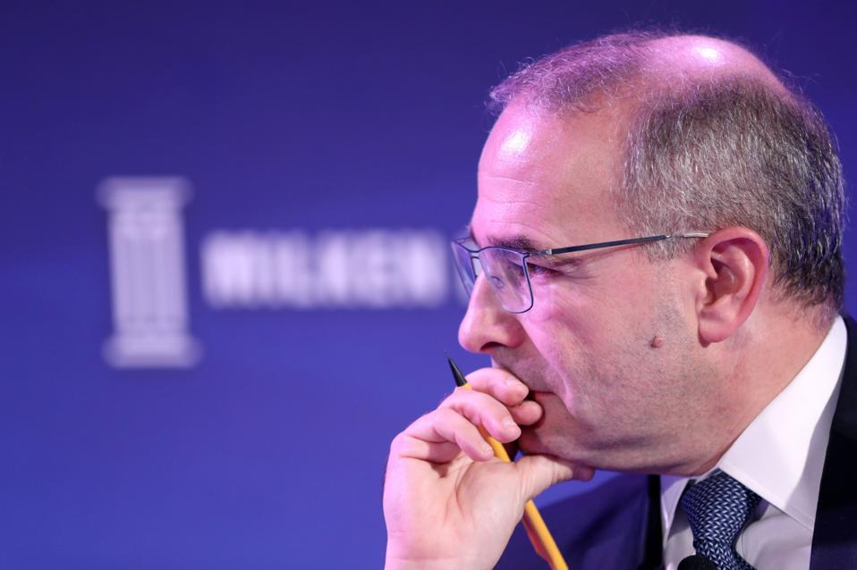 Kevin Sneader, global managing partner of McKinsey & Co