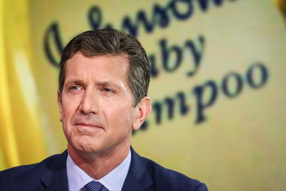 Johnson & Johnson Chief Executive Officer Alex Gorsky Interview