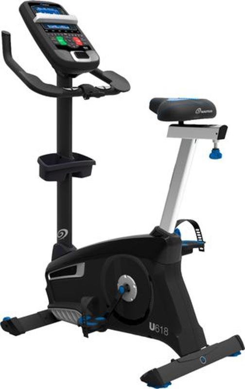 Nautilus U618 Upright Exercise Bike
