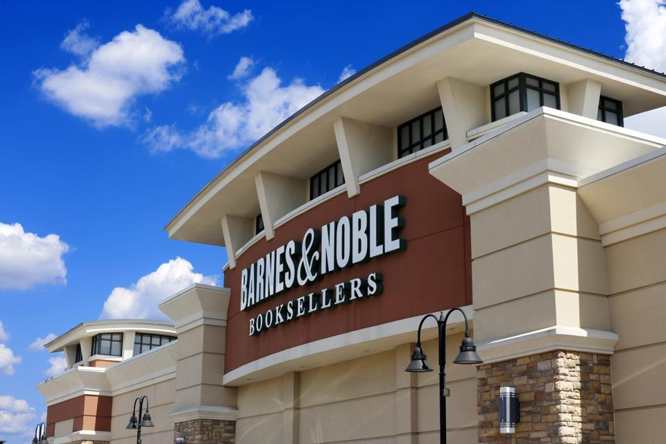 Barnes and Noble Booksellers