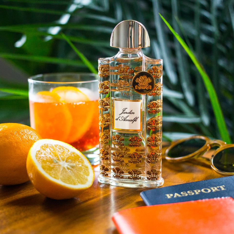 Creed Jardin d'Amalfi perfume fragrance