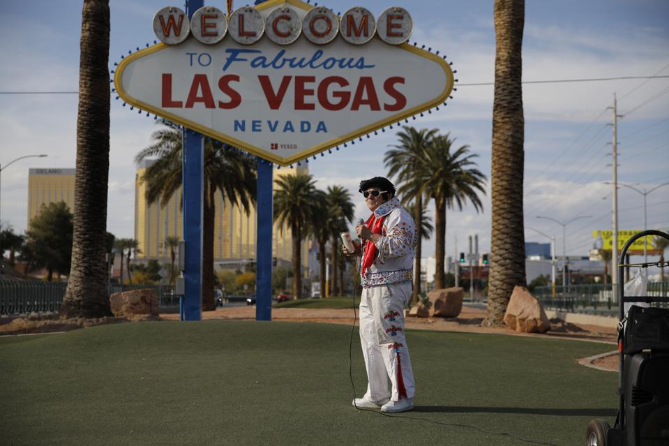Las Vegas is the most expensive U.S. city for a house or apartment vacation rental, a new study finds.