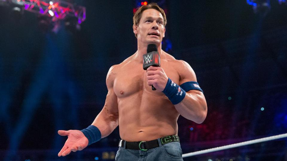 John Cena says he will not be at WrestleMania 37.