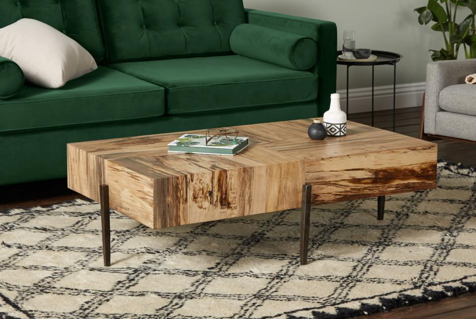 Presidents Day furniture sales Declan Coffee Table from Joybird