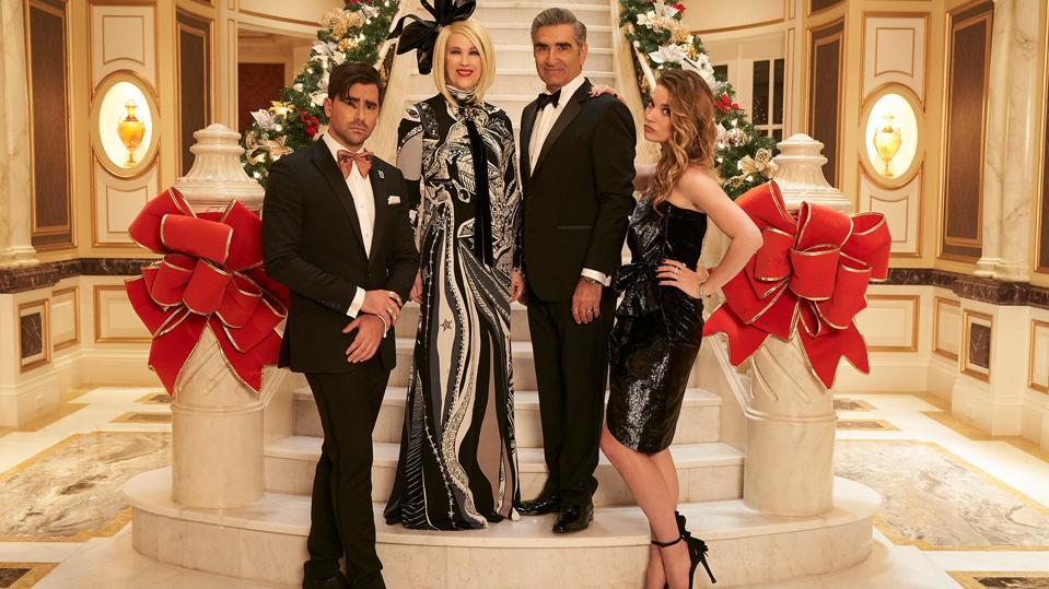 Schitt's Creek mansion Rose Family