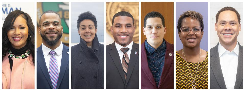 The Local Black Elected Officials