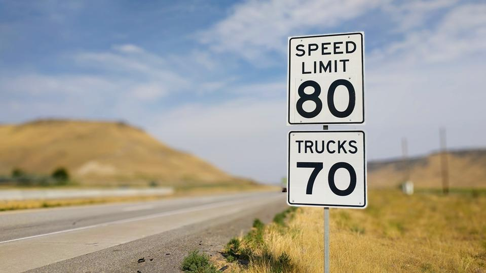 A study shows that even modest speed increases can have major effects on the severity of roadway collisions.