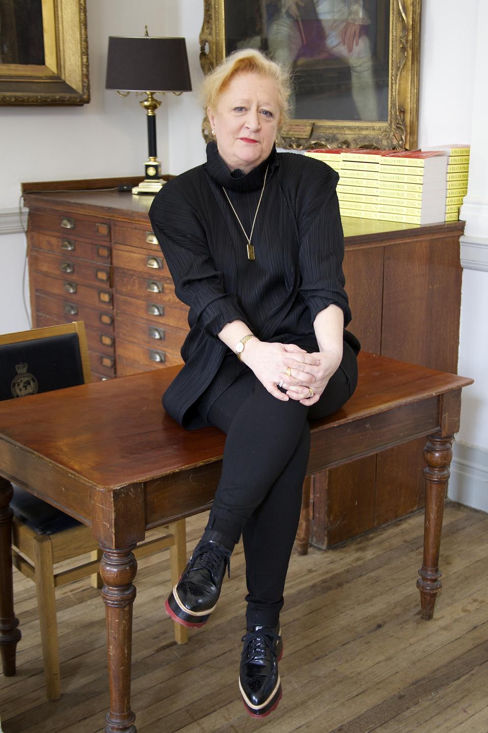 photo of author Margaret Heffernan