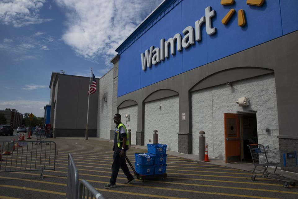 Walmart+ Amazon Prime membership
