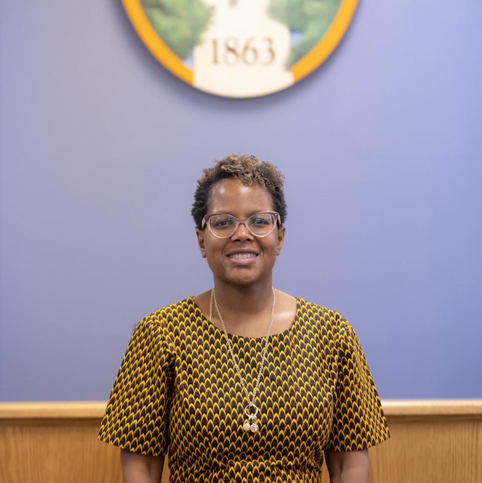 Alderwoman Cicely Fleming - Evanston 9th Ward