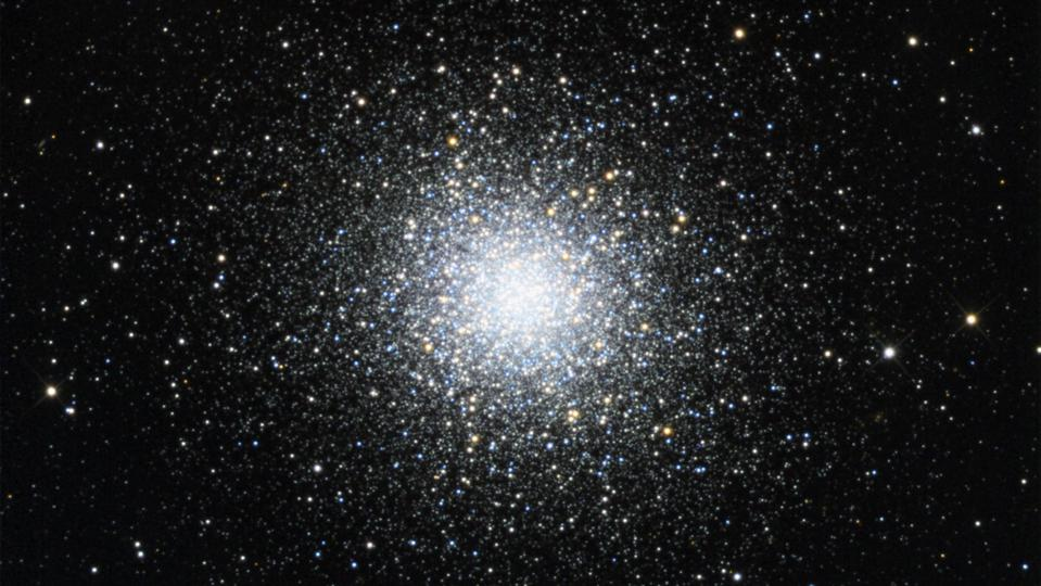 Globular Star Cluster in Hercules