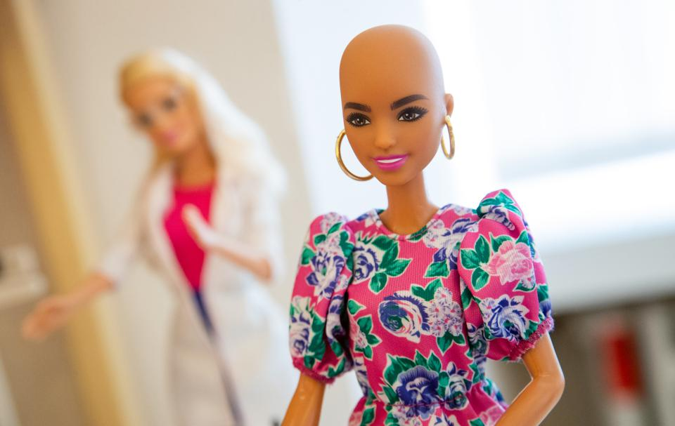 Special exhibition ″Busy girl - Barbie makes career″