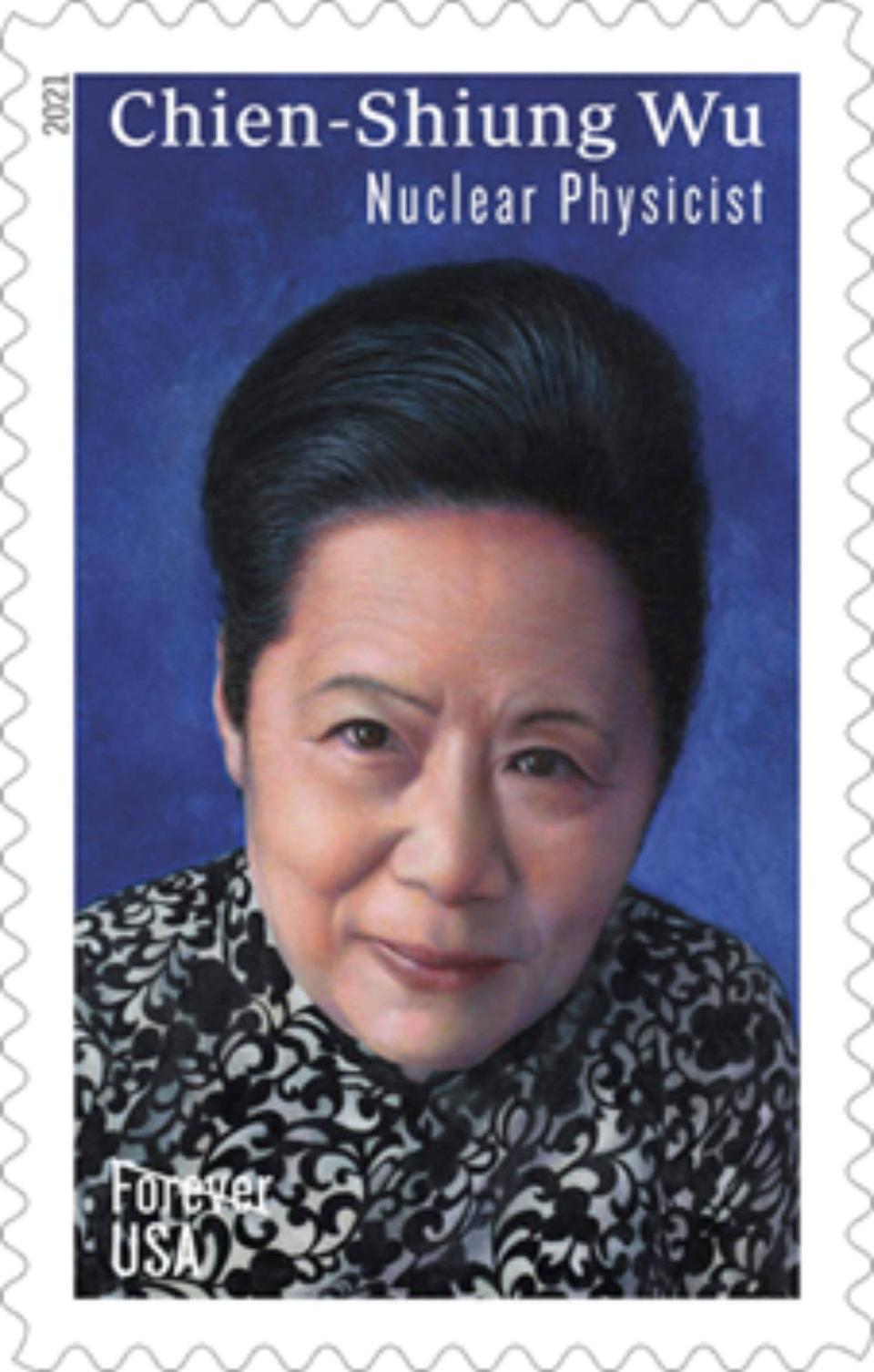 Chien-Shiung Wu, one of the greatest experimental physicists in history.