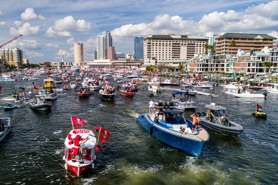 Tampa Bay Buccaneers Victory Parade