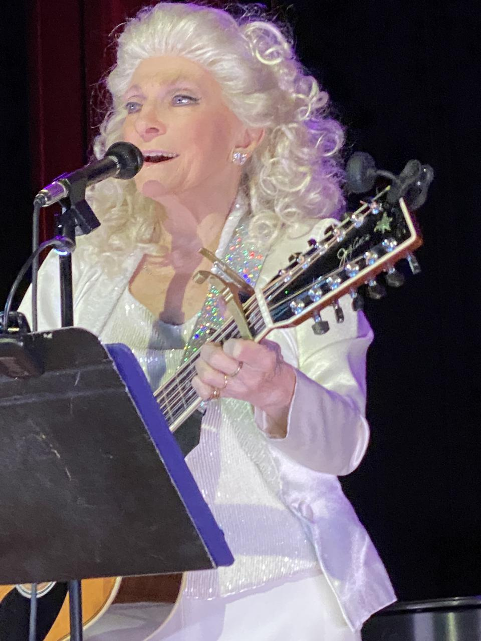Judy Collins is performing at The Town Hall in a live streamed concert