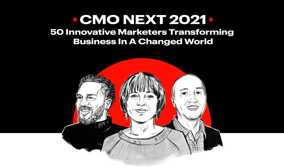Forbes Unveils 2021 CMO Next List